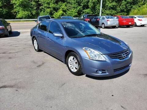 2010 Nissan Altima for sale at DISCOUNT AUTO SALES in Johnson City TN