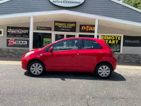 2008 Toyota Yaris for sale at Stans Auto Sales in Wayland MI