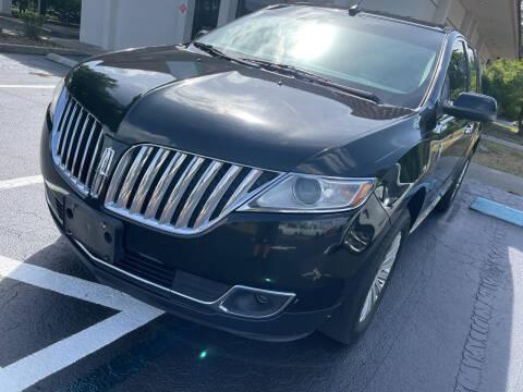 2015 Lincoln MKX for sale at Elite Florida Cars in Tavares FL