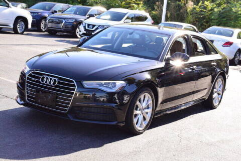 2017 Audi A6 for sale at Automall Collection in Peabody MA