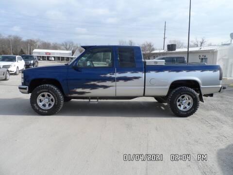 1995 GMC Sierra 1500 for sale at Town and Country Motors in Warsaw MO