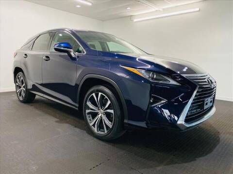 2017 Lexus RX 350 for sale at Champagne Motor Car Company in Willimantic CT