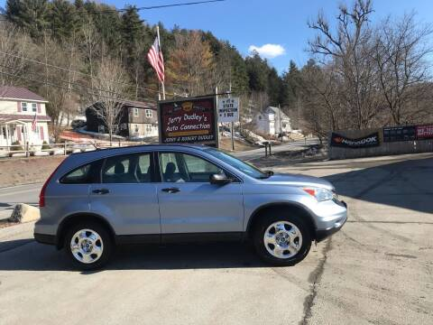 2010 Honda CR-V for sale at Jerry Dudley's Auto Connection in Barre VT