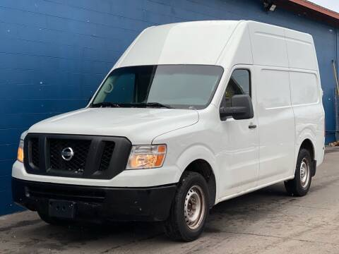 2018 Nissan NV Cargo for sale at Omega Motors in Waterford MI