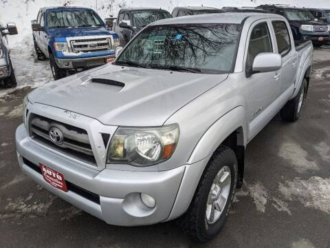 2010 Toyota Tacoma for sale at AUTO CONNECTION LLC in Springfield VT