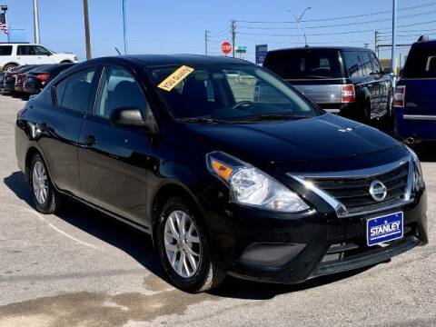 2015 Nissan Versa for sale at Stanley Direct Auto in Mesquite TX