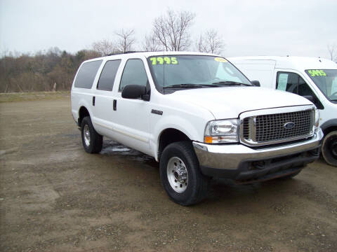 2004 Ford Excursion for sale at Summit Auto Inc in Waterford PA