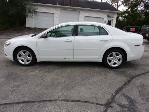 2010 Chevrolet Malibu for sale at Northport Motors LLC in New London WI