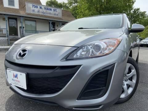 2010 Mazda MAZDA3 for sale at Mega Motors in West Bridgewater MA