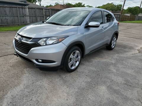 2017 Honda HR-V for sale at MOTORSPORTS IMPORTS in Houston TX