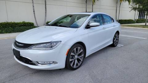 2015 Chrysler 200 for sale at Keen Auto Mall in Pompano Beach FL
