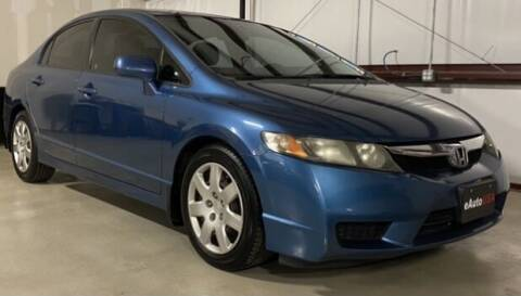 2009 Honda Civic for sale at eAuto USA in New Braunfels TX