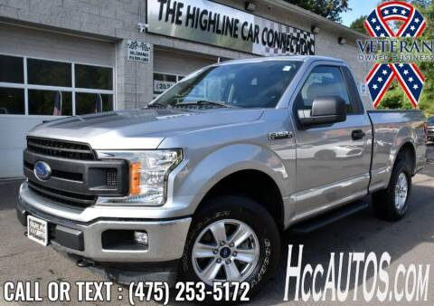 2020 Ford F-150 for sale at The Highline Car Connection in Waterbury CT