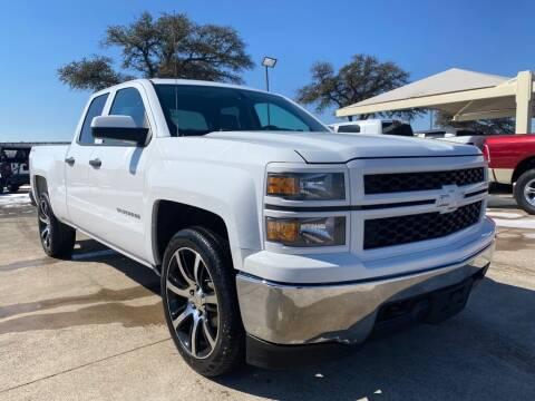 2015 Chevrolet Silverado 1500 for sale at Thornhill Motor Company in Hudson Oaks, TX