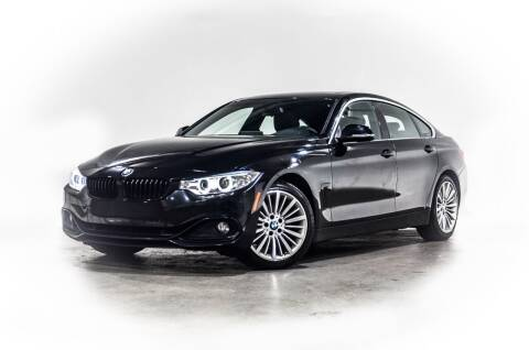 2016 BMW 4 Series for sale at CarXoom in Marietta GA