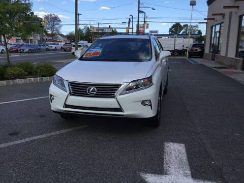 2015 Lexus RX 350 for sale at Steves Auto Sales in Little Ferry NJ