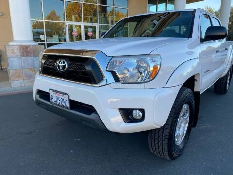2014 Toyota Tacoma for sale at RN Auto Sales Inc in Sacramento CA