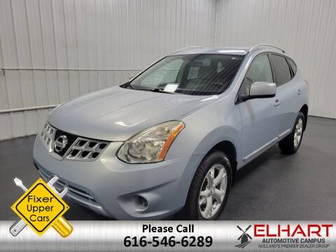 2011 Nissan Rogue for sale at Elhart Automotive Campus in Holland MI