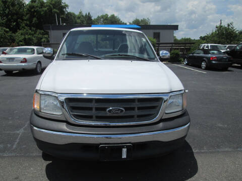 2001 Ford F-150 for sale at Olde Mill Motors in Angier NC