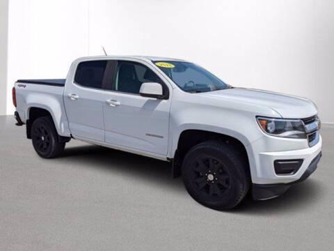 2018 Chevrolet Colorado for sale at Jimmys Car Deals at Feldman Chevrolet of Livonia in Livonia MI