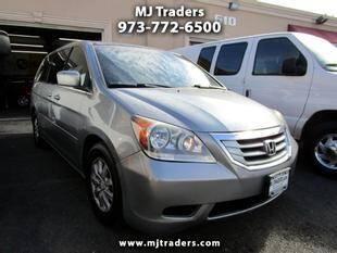 2008 Honda Odyssey for sale at M J Traders Ltd. in Garfield NJ