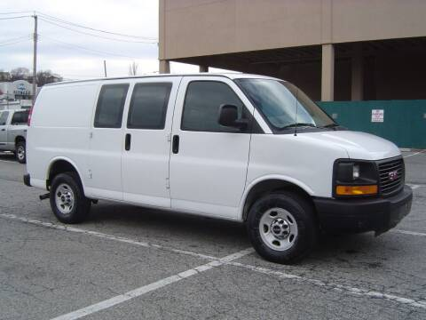 2012 GMC Savana Cargo for sale at Reliable Car-N-Care in Staten Island NY