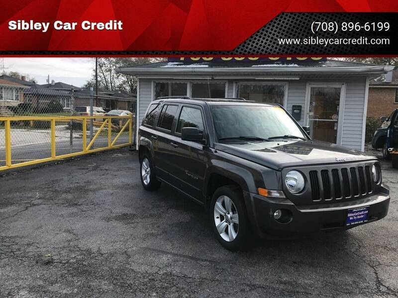 2014 Jeep Patriot for sale at Sibley Car Credit in Dolton IL