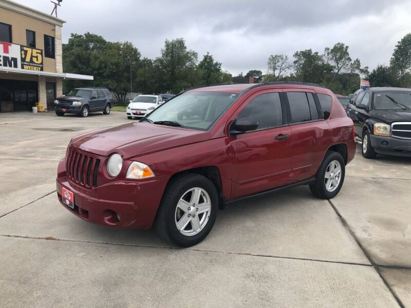 2008 Jeep Compass for sale at FREDY CARS FOR LESS in Houston TX