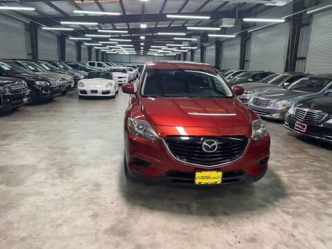 2015 Mazda CX-9 for sale at America's Auto Financial in Houston TX