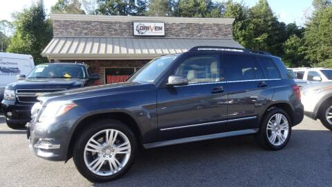 2013 Mercedes-Benz GLK for sale at Driven Pre-Owned in Lenoir NC
