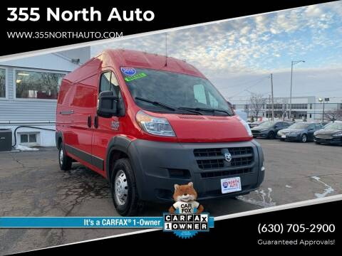 2015 RAM ProMaster Cargo for sale at 355 North Auto in Lombard IL