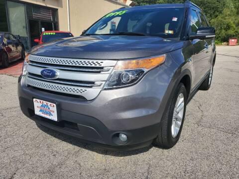 2014 Ford Explorer for sale at Auto Wholesalers Of Hooksett in Hooksett NH