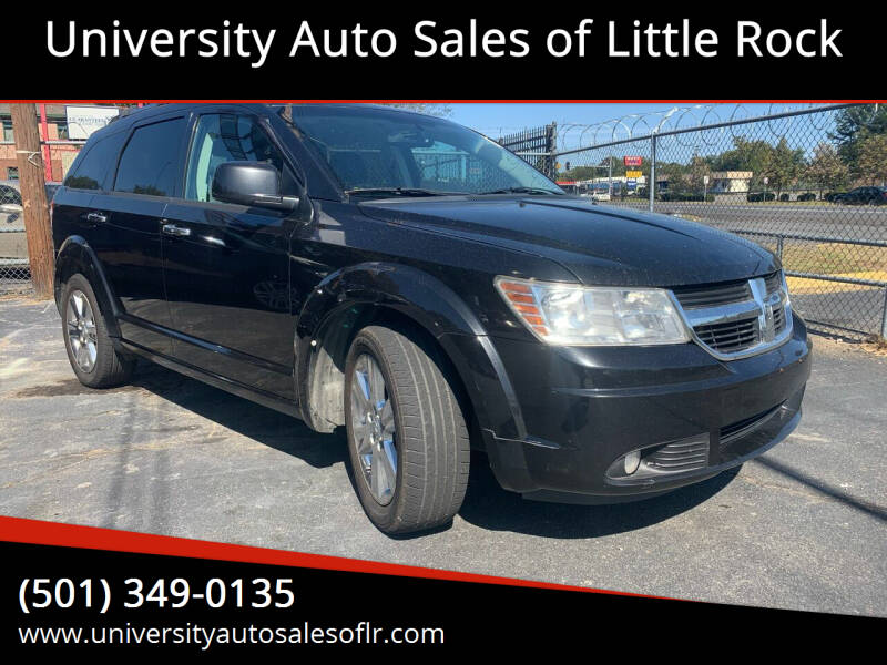 2010 Dodge Journey for sale at University Auto Sales of Little Rock in Little Rock AR