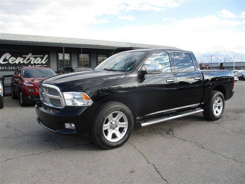 2012 RAM Ram Pickup 1500 for sale at Central Auto in South Salt Lake UT