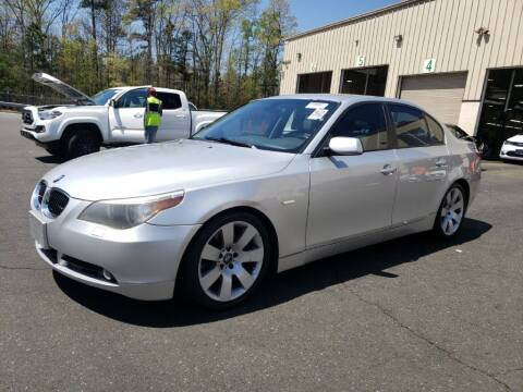 2007 BMW 5 Series for sale at Fletcher Auto Sales in Augusta GA