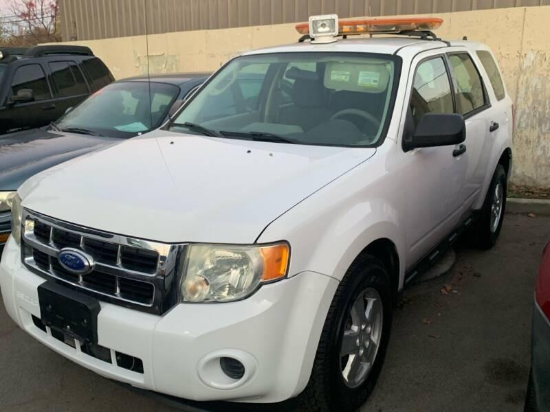 2011 Ford Escape for sale at River City Auto Sales Inc in West Sacramento CA