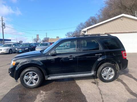 2012 Ford Escape for sale at Iowa Auto Sales, Inc in Sioux City IA