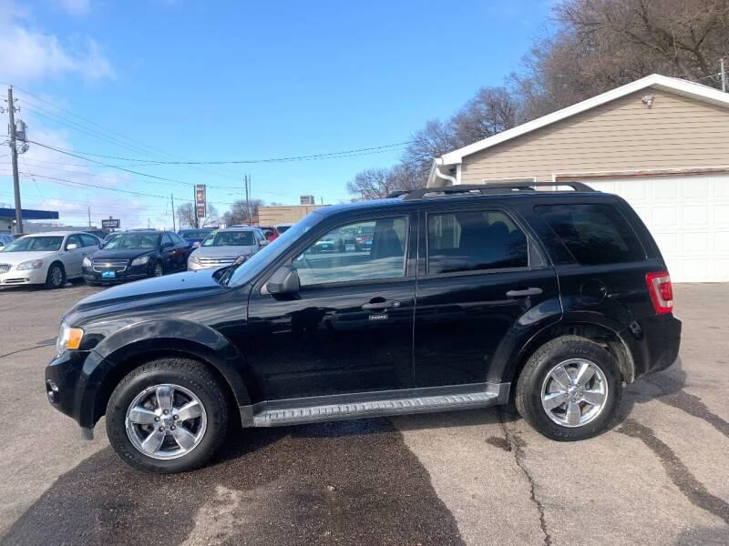 2012 Ford Escape for sale at Iowa Auto Sales, Inc in Sioux City IA