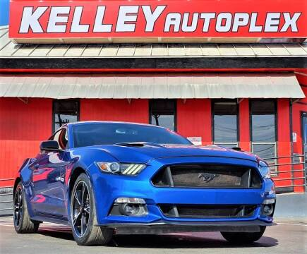 2017 Ford Mustang for sale at Kelley Autoplex in San Antonio TX