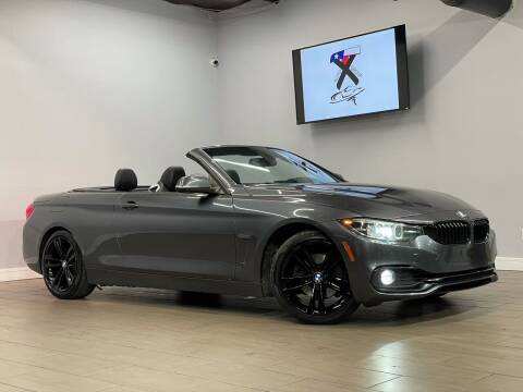 2018 BMW 4 Series for sale at TX Auto Group in Houston TX