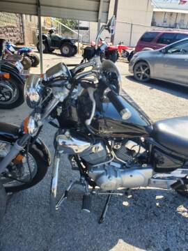 2012 Yamaha XVS250BB for sale at E-Z Pay Used Cars in McAlester OK