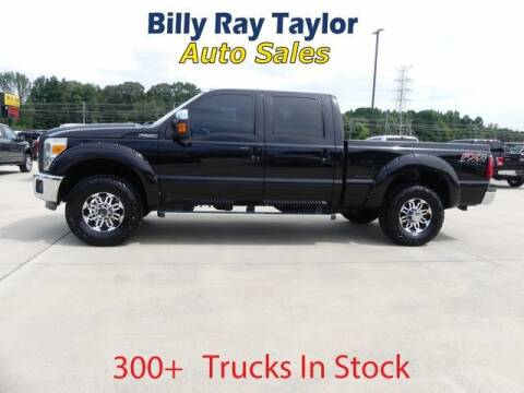 2012 Ford F-250 Super Duty for sale at Billy Ray Taylor Auto Sales in Cullman AL