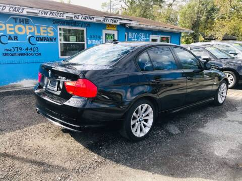 2011 BMW 3 Series for sale at The Peoples Car Company in Jacksonville FL