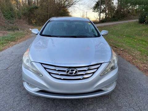 2011 Hyundai Sonata for sale at Speed Auto Mall in Greensboro NC
