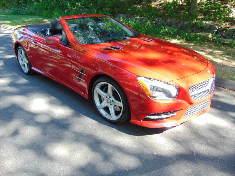 2013 Mercedes-Benz SL-Class for sale in Waterbury, CT