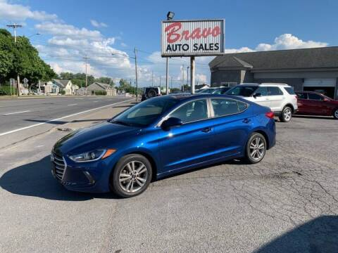 2017 Hyundai Elantra for sale at Bravo Auto Sales in Whitesboro NY