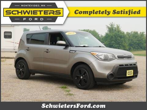 2016 Kia Soul for sale at Schwieters Ford of Montevideo in Montevideo MN