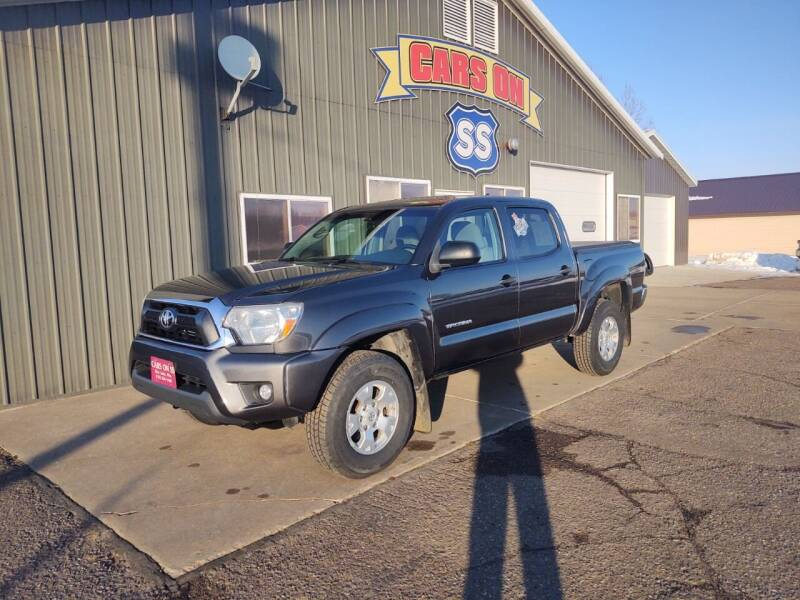 2012 Toyota Tacoma for sale at CARS ON SS in Rice Lake WI