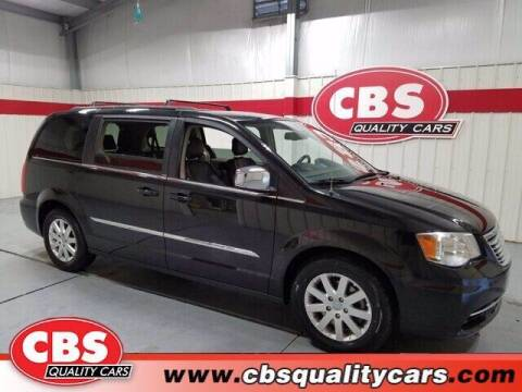 2012 Chrysler Town and Country for sale at CBS Quality Cars in Durham NC