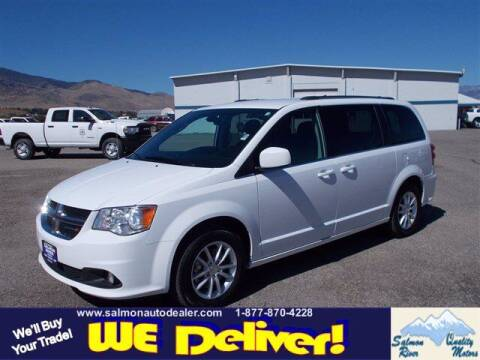 2019 Dodge Grand Caravan for sale at QUALITY MOTORS in Salmon ID